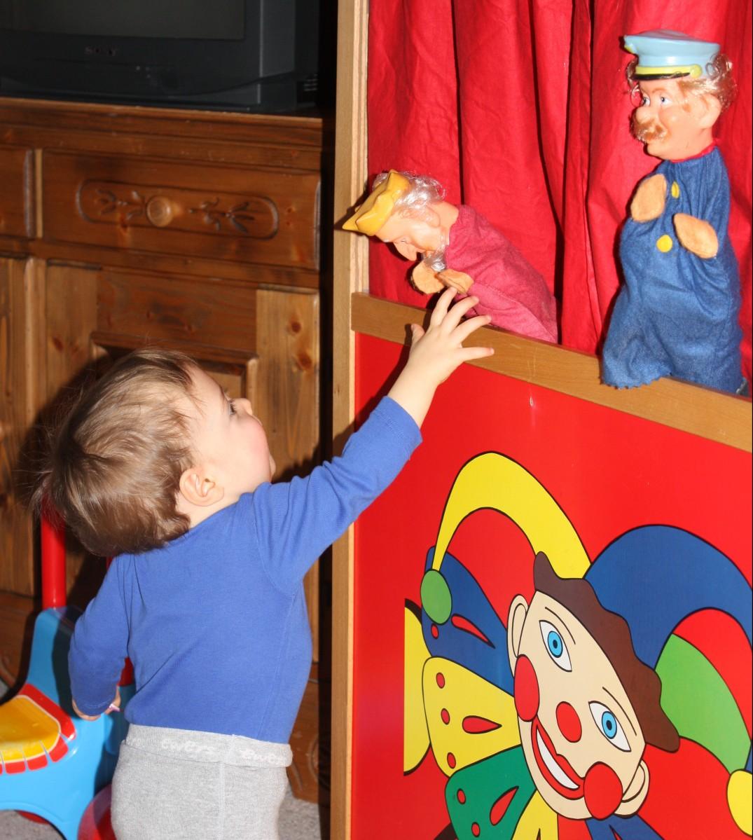 Highlight beim Kindergeburtstag