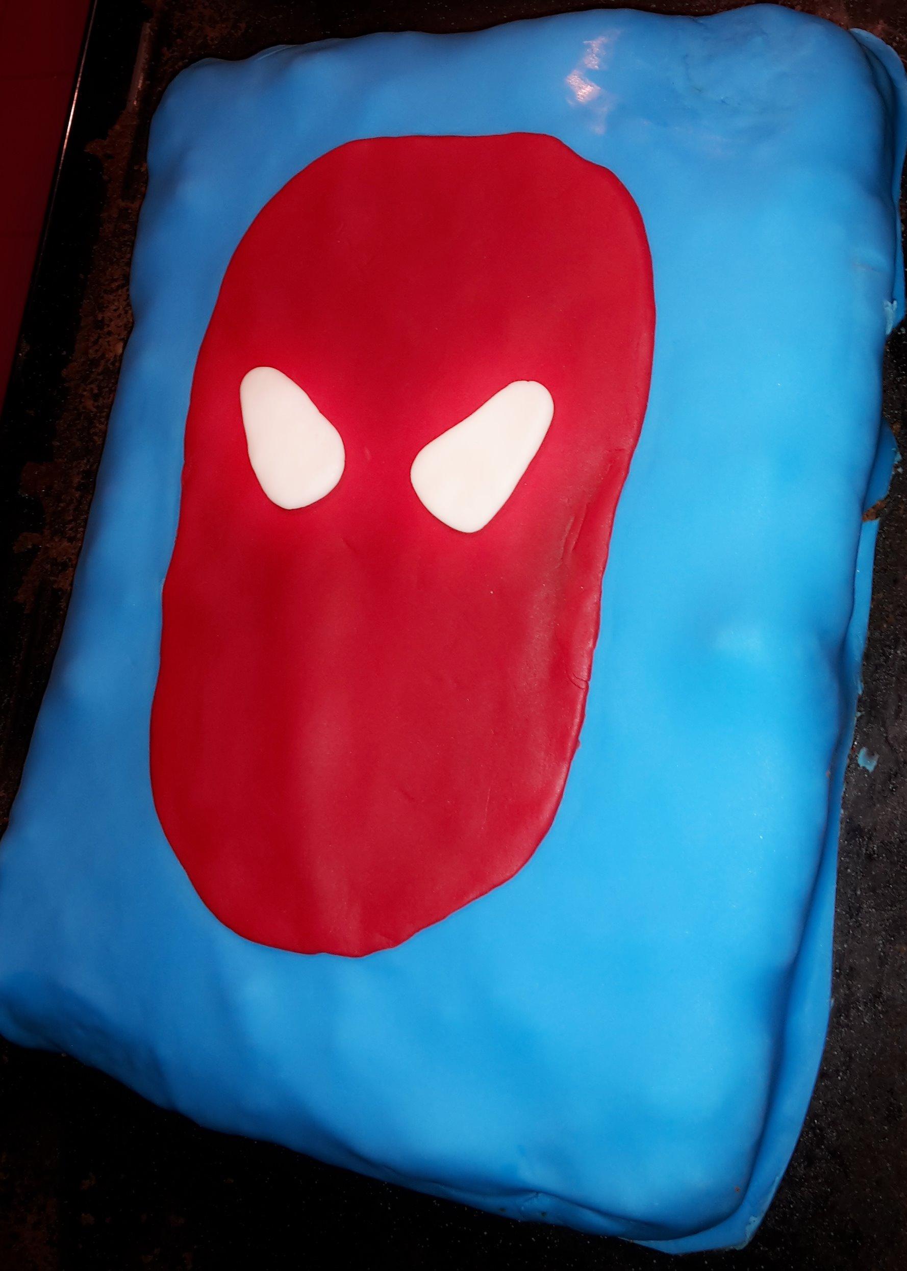 Spiderman Torte Mia S Kinderparty